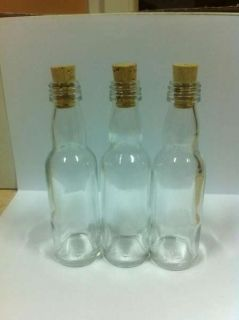 BhBp Малко шишенце с тапичка, Small glass bottle with cork stopper 40 ml